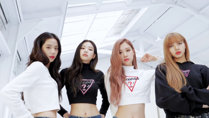 [NEWS] 180929 BLACKPINK Ranks 3rd on September 2018 Idol Group Brand Reputation Rankings