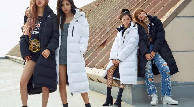 [ENDORSEMENT] BLACKPINK for Adidas Korea's Winter Jacket (Adidas Terrex | 3STR Winter JKT)