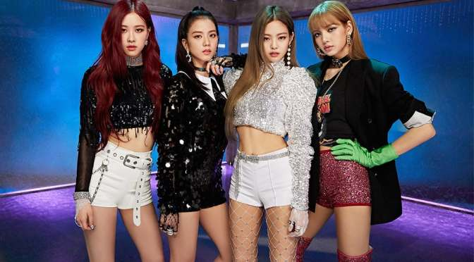 [INFO] BLACKPINK Is Confirmed To Attend MTV Video Music Awards Japan 2018 -THE LIVE-