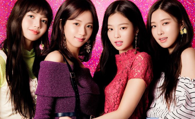 [ENDORSEMENT] BLACKPINK for Japanese Contact Lens Brand CRUUM