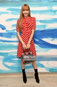 NEW YORK, NY - SEPTEMBER 12: Lisa of Blackpink attends the Michael Kors Collection Spring 2019 Runway Show at Pier 17 on September 12, 2018 in New York City. (Photo by Dimitrios Kambouris/Getty Images for Michael Kors)