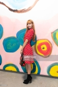 NEW YORK, NY - SEPTEMBER 12: Lisa of BlackPink attends the MICHAEL KORS COLLECTION Spring 2019 Runway Show, Asia Pacific Front Row Faces at Pier 17 on September 12, 2018 in New York City. (Photo by Edi Chen/Getty Images for Michael Kors)