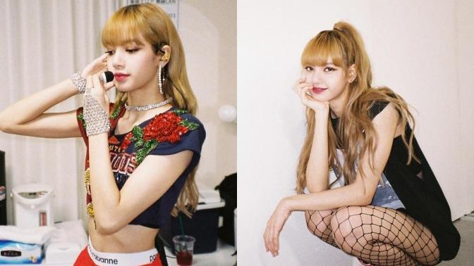 [SNS] 180929~30 Lisa's (lalalalisa_m) IG Updates & IG Stories: Japan Arena 2018 Tour Backstage Photos, Leo, Luca & More