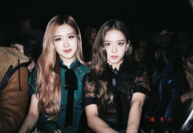 [INFO] Jisoo & Rosé Are Reportedly Attending 2018 Pre-Fall Collection Runway Show in Shanghai