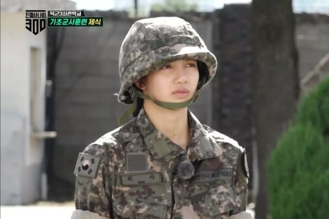 "[NEWS] 180928 BLACKPINK's Lisa Tries Her Best To Overcome Language Barrier And Feeling Unwell On ""Real Men 300"""