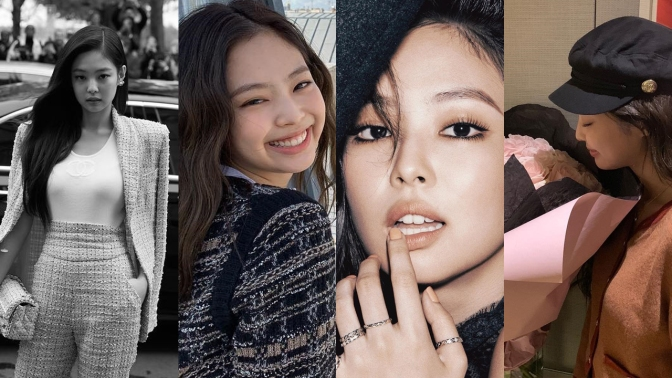 [SNS] 181001~13 Jennie's (jennierubyjane) IG Updates & IG Stories: Chanel SS19 at Paris Fashion Week, W Korea Cover & More