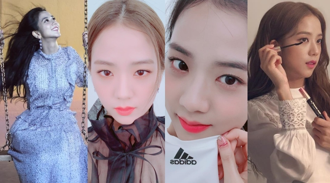 [SNS/TRANS] 181001~13 Jisoo's (sooyaaa__) IG Updates & IG Stories: Kiss Me + Adidas Behind Photos, Adekuver Event & More