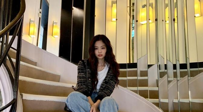 [YG-LIFE] 181002 BLACKPINK JENNIE, YG's Princess Who Looks Flawless in Hip Outfits