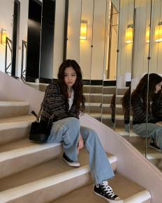 181002 jennierubyjane 1 had a beautiful tour at chanelofficial 2