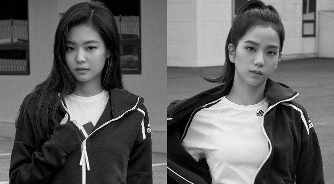 [ENDORSEMENT] BLACKPINK for Adidas Women Korea's Z.N.E. Hoodie