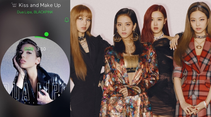 [SNS] 181019 Yang Hyun Suk (fromyg) Updates Instagram Supporting Dua Lipa and  BLACKPINK's 'Kiss And Make Up'