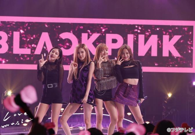 [SHOW] 181021 BLACKPINK Performs 'DDU-DU DDU-DU' on Japanese Talk Show 'Love Music'