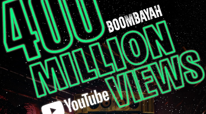 [OFFICIAL] 181023 BLACKPINK – 'BOOMBAYAH' MV HITS 400 MILLION VIEWS