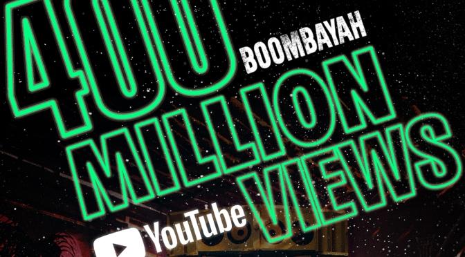 [OFFICIAL] 181023 BLACKPINK – 'BOOMBAYAH' MV HITS 400 MILLION VIEWS