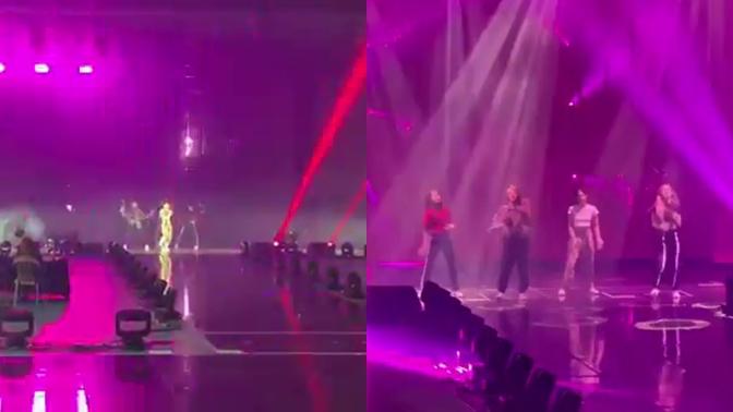 [SNS] 181024 CEO Yang Hyun Suk (fromyg) Shares Video of BLACKPINK Rehearsing DDU-DU DDU-DU Stage With Live Band For Seoul Concert