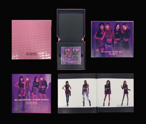 INFO] 'BLACKPINK IN YOUR AREA' New Japanese Album | YGDreamers