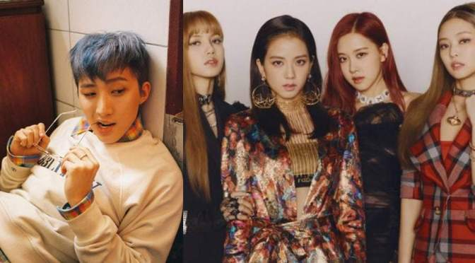 "[NEWS] 181106 Listen To PENTAGON's Hui As He Adds His Own Creative Spin To BLACKPINK's ""DDU-DU DDU-DU"""