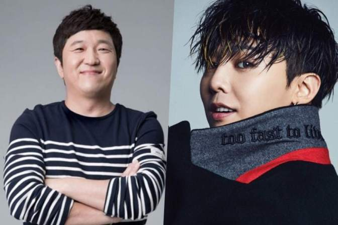 [NEWS] 181107 Jung Hyung Don Reveals Who G-Dragon Says Are The Most Popular Girl Groups In The Army