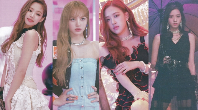 [SCAN] BLACKPINK 2018 TOUR [IN YOUR AREA] SEOUL MD: Scrapbook