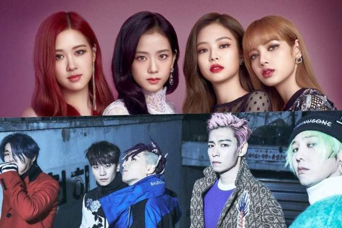 [NEWS] 181111 Seungri Reveals Which BLACKPINK Members Remind Him Of Specific BIGBANG Members