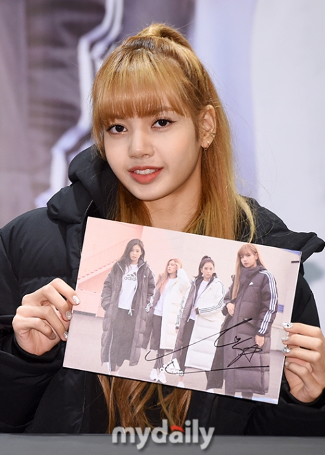 Press 181116 Blackpink At Adidas Fansign Event Ygdreamers