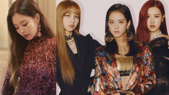 [NEWS] 181118 BLACKPINK Jennie Tops November 2018 Individual Girl Group Member Brand Reputation Rankings