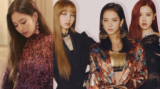 [NEWS] 181118 BLACKPINK Jennie Tops November 2018 Individual Girl Group Member Brand Reputation Rankings