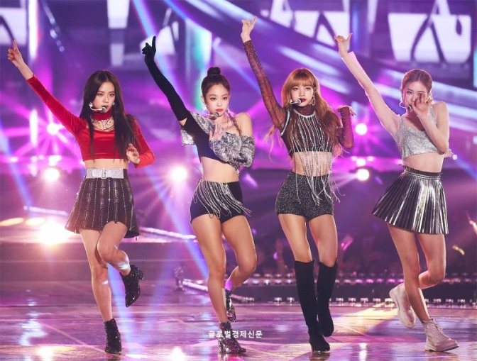 [EVENT] 181201 BLACKPINK Hits 2018 MelOn Music Awards Stage With DDU-DU DDU-DU, Wins Top 10 Bonsang + Best Dance Track (Female)