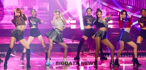 Event 181201 Blackpink Hits 2018 Melon Music Awards Stage With Ddu