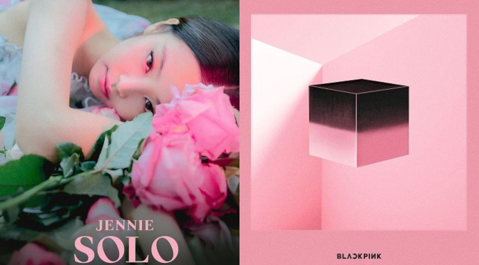 [NEWS] 181206 JENNIE Maintains #1 Position on Gaon's Week 48 Streaming Chart, BLACKPINK Accumulates 2.1B Total Digital Index + 230K Albums Shipments for SQUARE UP