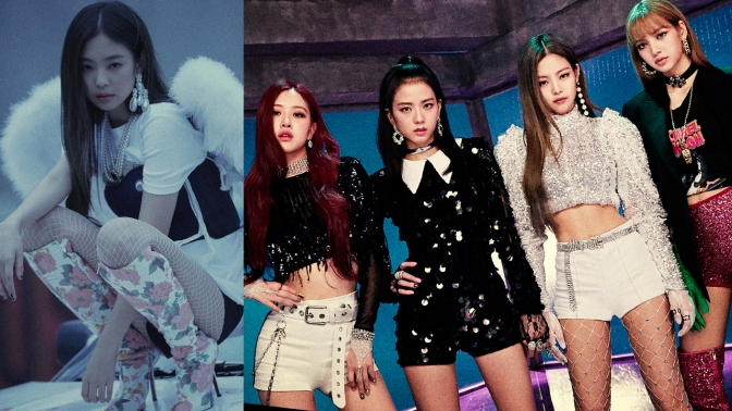 [NEWS] 181213 JENNIE Remain Strong on Gaon's Week 49 Charts, BLACKPINK's 'DDU-DU DDU-DU' and 'Forever Young' Stay Within Top 100
