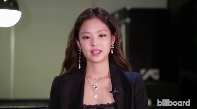 [VIDEO] 181215 Billboard Interviews Jennie, Says BLACKPINK Is Preparing Something For 2019