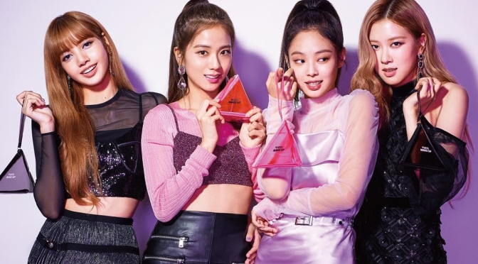 [NEWS] 181208 BLACKPINK Grabs 2nd Place On December 2018 Girl Group Brand Reputation Rankings