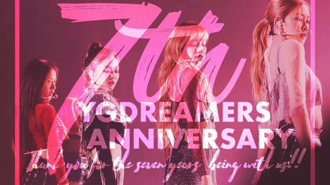 [ADMIN] YGDreamers 7th Anniversary