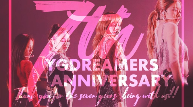 [ADMIN] YGDreamers 7th Anniversary