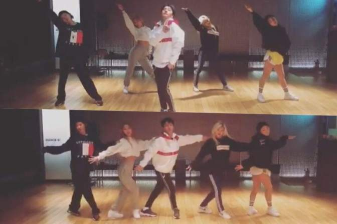 "[NEWS] BIGBANG's Seungri Slays As He Performs Jennie's ""SOLO"" Choreography In Practice Video"