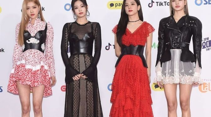 [NEWS] BLACKPINK Becomes Topic Of The Town For Prices Of Their 2018 SBS Gayo Daejeon Outfits