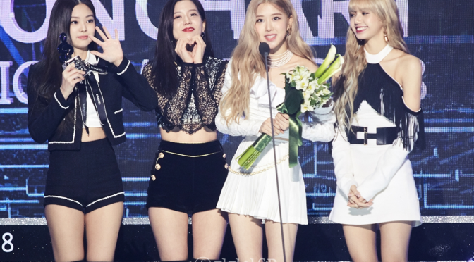 [EVENT] 190123 Press Photos of BLACKPINK at the 8th Gaon Chart Music Awards