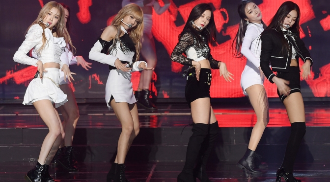 [NEWS] 190224 BLACKPINK Ranks 2nd Place On February 2019 Idol Group Brand Reputation Rankings