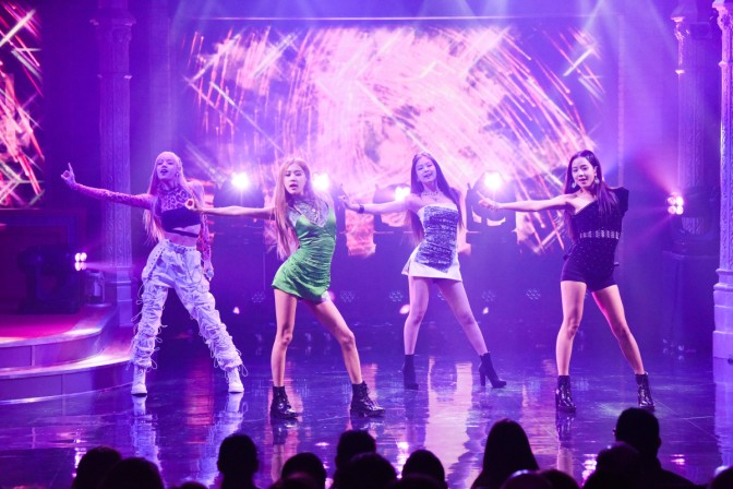 [SHOW] 190211 BLACKPINK on CBS 'The Late Show with Stephen Colbert'