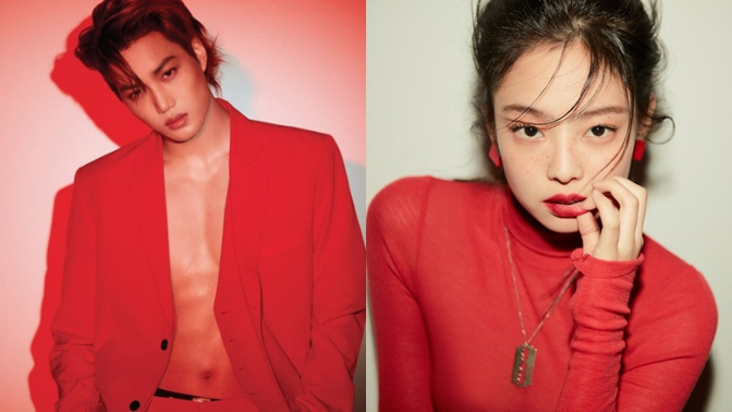 [NEWS] 190101 BREAKING: EXO's Kai And BLACKPINK's Jennie Reportedly Dating