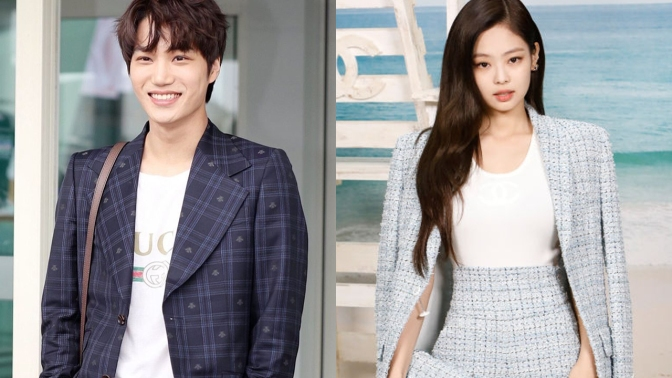 [NEWS] 190101 BREAKING: EXO's Kai And BLACKPINK's Jennie Confirmed To Be Dating