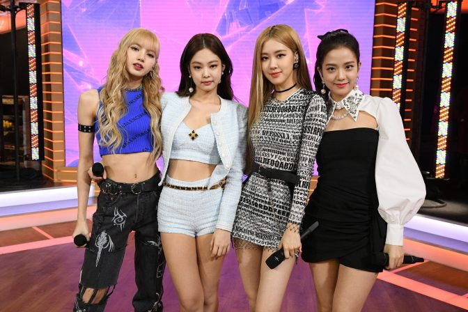 [SHOW] 180212 BLACKPINK on ABC 'Good Morning America'