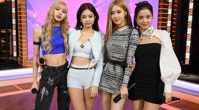 [SHOW] 190215 BLACKPINK on ABC 'Strahan & Sara'