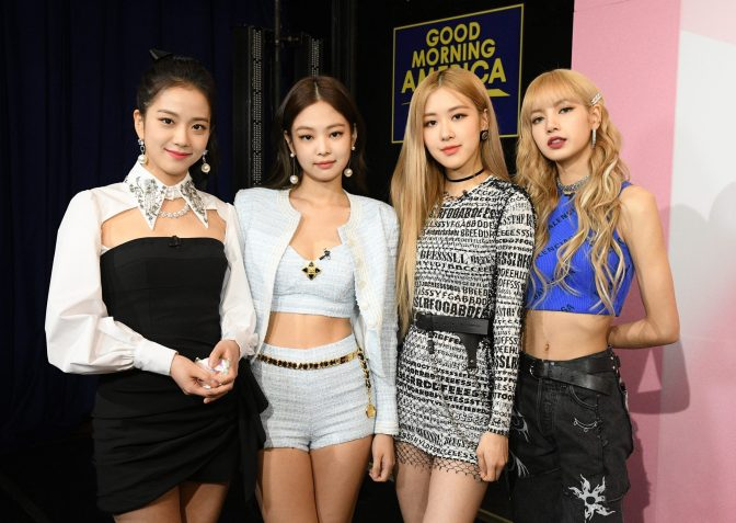 [NEWS] 190217 BLACKPINK Members Take Spots on February 2019 Individual Girl Group Member Brand Reputation Rankings