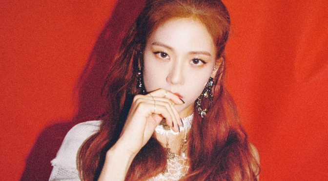 [OFFICIAL] 190327 BLACKPINK – 'KILL THIS LOVE' JISOO COMEBACK TEASER POSTER