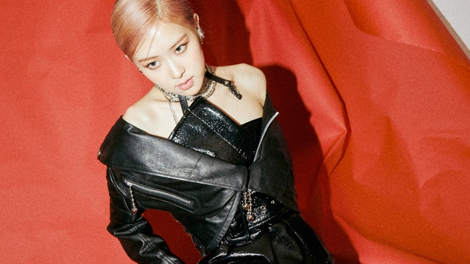 [OFFICIAL] 190328 BLACKPINK – 'KILL THIS LOVE' ROSÉ COMEBACK TEASER POSTER