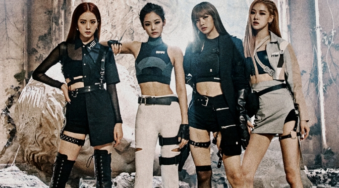 [OFFICIAL] 190329 BLACKPINK – 'KILL THIS LOVE' COMEBACK TEASER POSTER